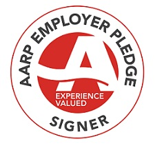 AARP Badge Signer Logo
